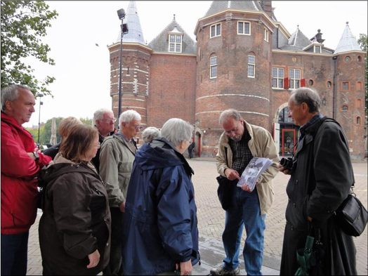 review Amsterdam tour